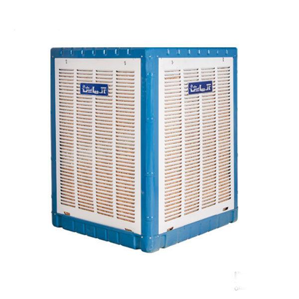 کولر آبی 7500 آزمایش مدل AZ7500