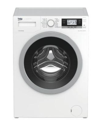 ماشین لباسشویی بکو مدل WTV 8734 ظرفیت 8 کیلوگرم