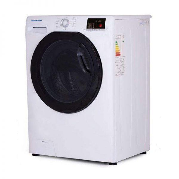 ماشین لباسشویی زیرووات مدل OZ-1184 ظرفیت 8 کیلوگرم ( سفید )