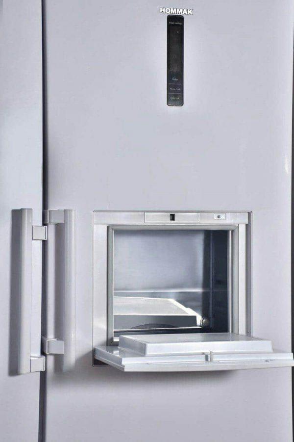 یخچال فریزر هوم بار یخساز اتومات هوماک مدل D23+