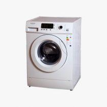 ماشین لباسشویی تمام اتوماتیک سفید مدل 12708