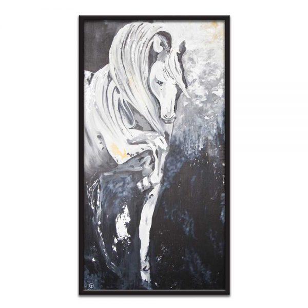 تابلو نقاشی نجابت تولیکا