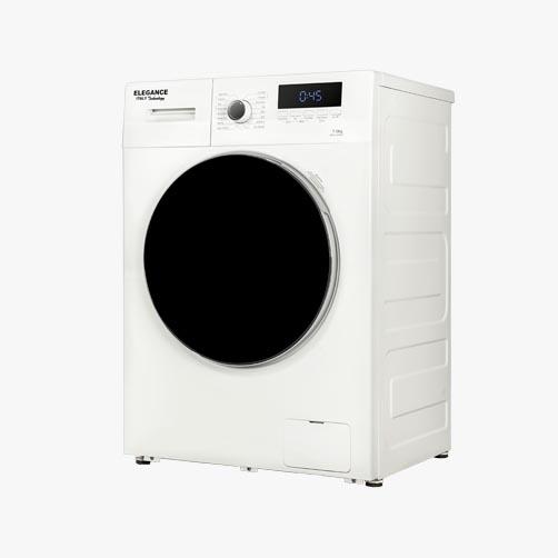 ماشین لباسشویی تمام اتوماتیک سفید مدل 12007