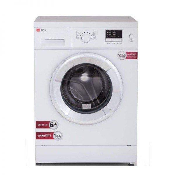 ماشین لباسشویی کرال مدل MFW 27201 ظرفیت 7 کیلوگرم