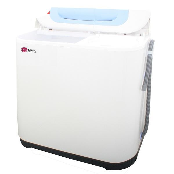 ماشین لباسشویی کرال مدل TTW-85514 ظرفیت 8.5 کیلوگرم