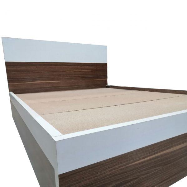 تخت خواب دونفره مدل TB14 سایز 200x166 سانتی متر