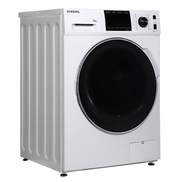 ماشین لباسشویی جنرال آدمیرال مدل FTI 4912 ظرفیت 9 کیلوگرم