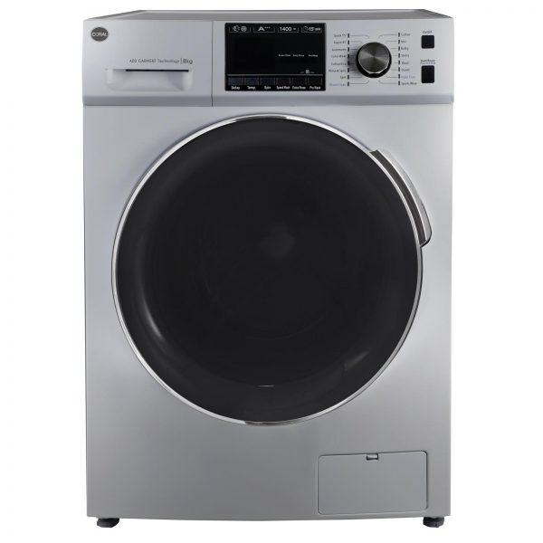 ماشین لباسشویی کرال مدل TFW-28413 ظرفیت 8 کیلوگرم