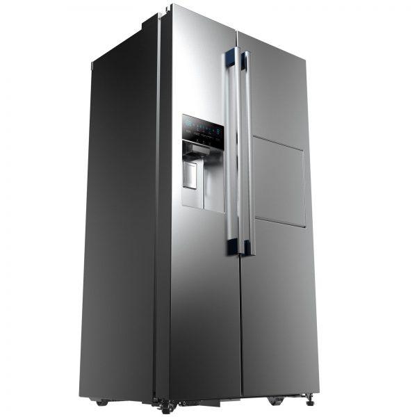 یخچال و فریز ساید بای ساید دوو مدل DES-2915SS
