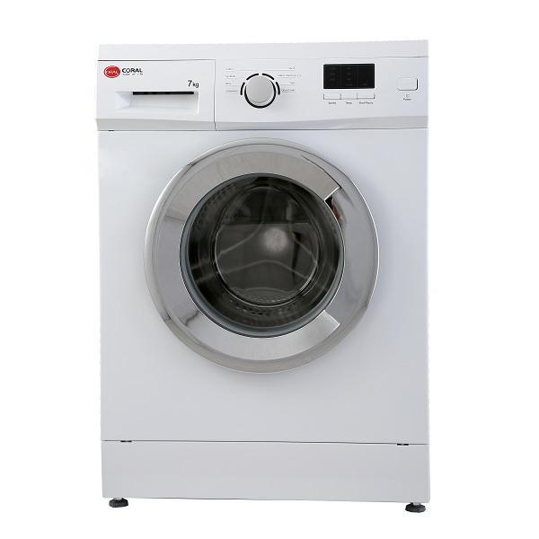 ماشین لباسشویی کرال مدل MFW -27202 ظرفیت 7 کیلوگرم