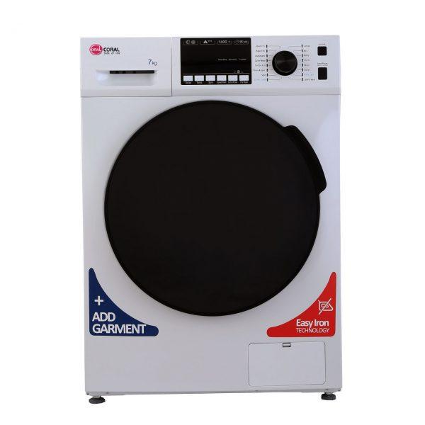 ماشین لباسشویی کرال مدل TFW -27405 ظرفیت 7 کیلوگرم