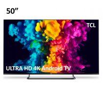 تلویزیون ال ای دی هوشمند تی سی ال مدل 50P8SA سایز 50 اینچ