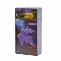 کاندوم ساده کلایمکس مدل Classic بسته 12 عددی