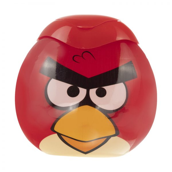 شامپو بچه ریکلین مدل پرنده قرمز حجم 200 میلی لیتر