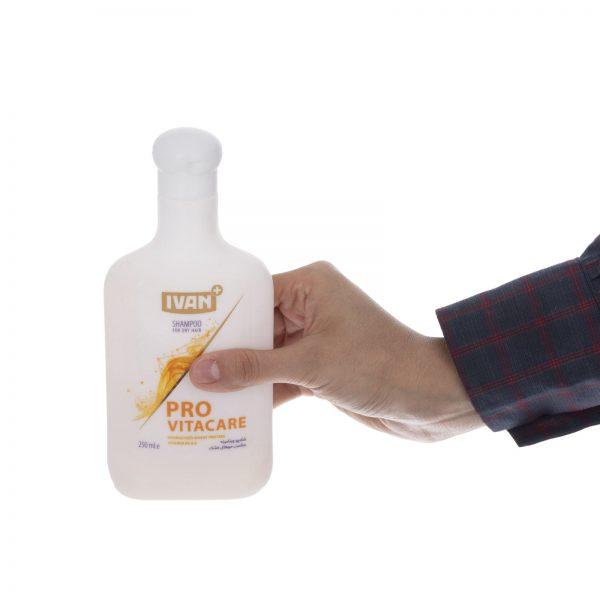 شامپو مو ایوان مدل Pro Vitacare حجم 250 میلی لیتر