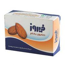صابون فیروز مدل Almond مقدار 120 گرم
