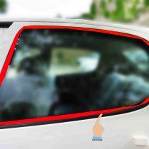 نوار آب بندی دور کلاف شیشه درب عقب چپ پژو ۲۰۶(گلسران – ماهوتی) کد ۳۴۱۴۱۴۴