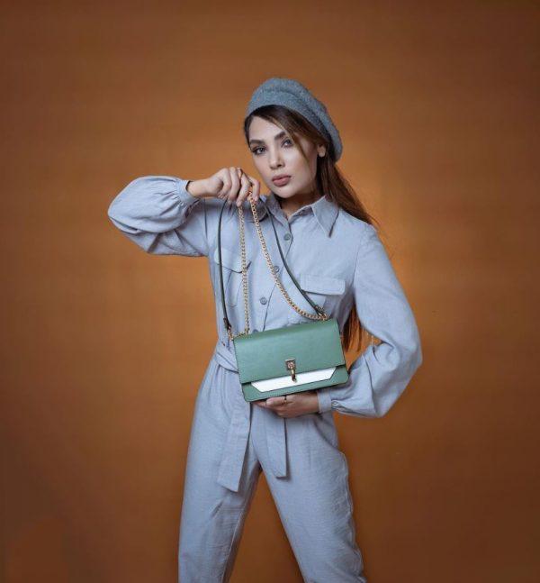کیف زنانه آلفابگ مدل 6013