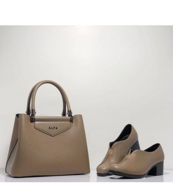 کیف زنانه آلفابگ مدل 5099
