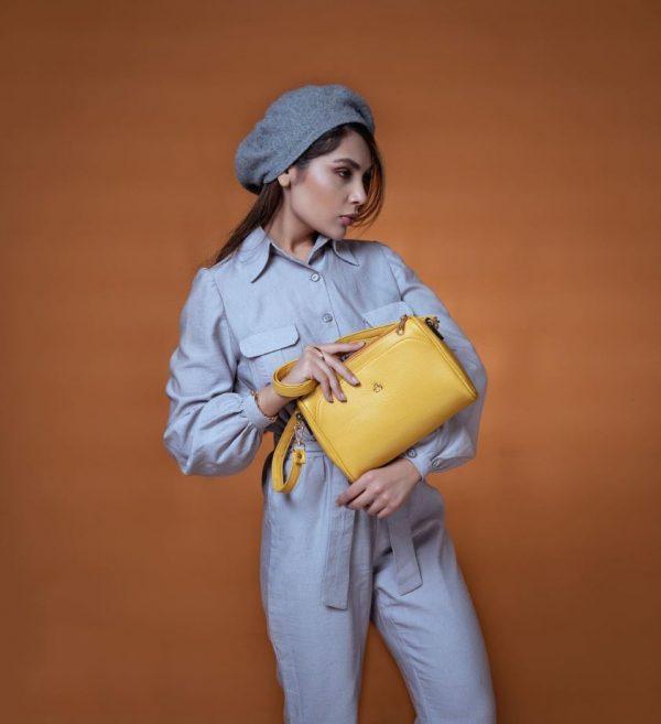 کیف زنانه آلفابگ مدل 6011