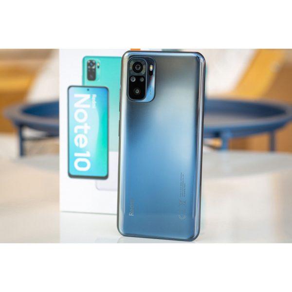 گوشی موبایل شیائومی مدل Redmi Note 10 M2101K7AG دو سیم کارت ظرفیت 128 گیگابایت و رم 6 گیگابایتگوشی موبایل شیائومی مدل Redmi Note 10 M2101K7AG دو سیم کارت ظرفیت 128 گیگابایت و رم 6 گیگابایت